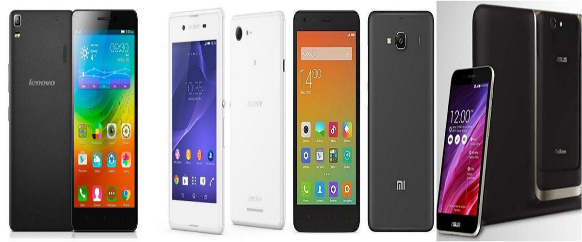 5 Hp Android Gaming Terbaik 2 Jutaan Yang Bagus Untuk Pubg: Daftar Smartphone Android 4G LTE Terbaru