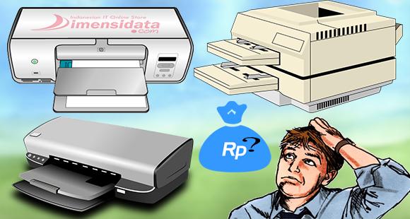 Cara Memilih Printer Yang Tepat sesuai kebutuhan
