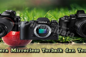 Kamera Mirrorless Terbaik