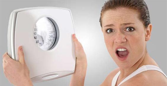 Berpengaruh terhadap berat badan