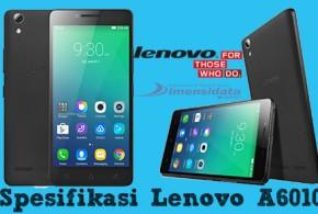 Spesifikasi Lengkap dan Harga terbaru Lenovo A6010