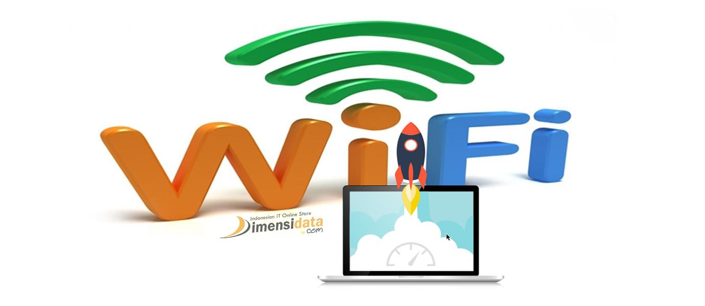 Cara Mudah Mempercepat Koneksi Internet Sinyal Wifi