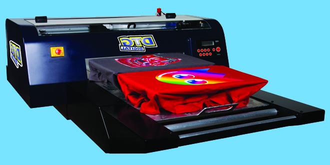 Tips Memilih Printer DTG Berkualitas Untuk Usaha Sablon