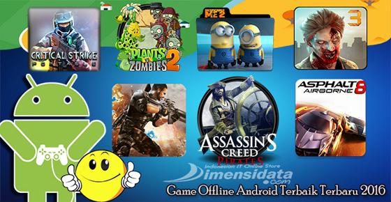 Download Kumpulan Game Offline Android Gratis Terbaik Terbaru Paling
