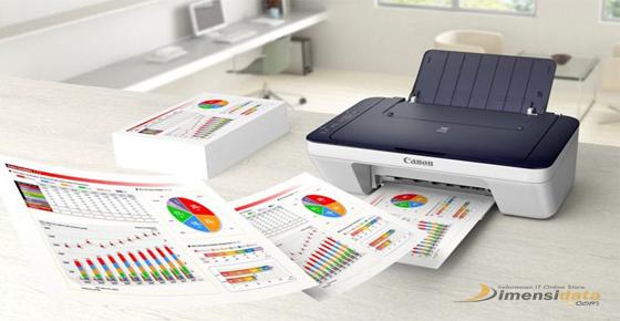 Printer Canon Pixma Ink Efficient E400