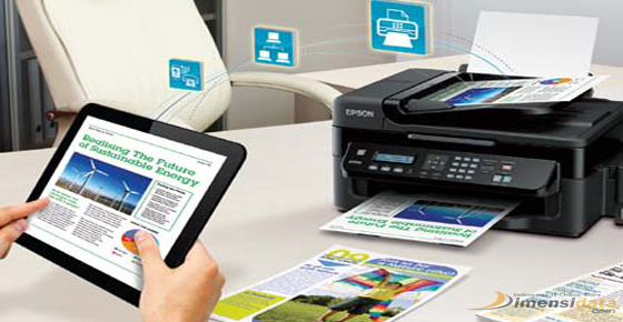 Epson L550 All in One