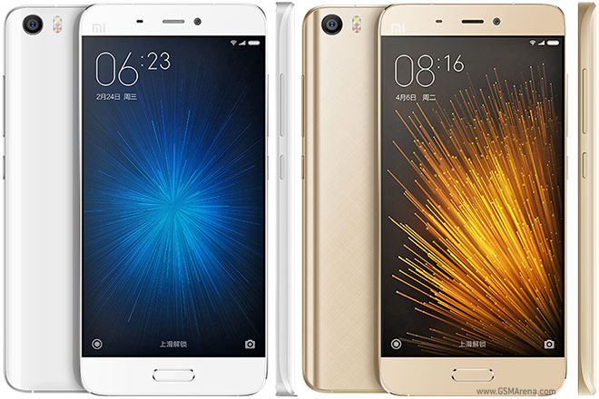 Xiaomi Mi 5 Standard Edition, Pro Edition, Ceramic Exclusive Edition