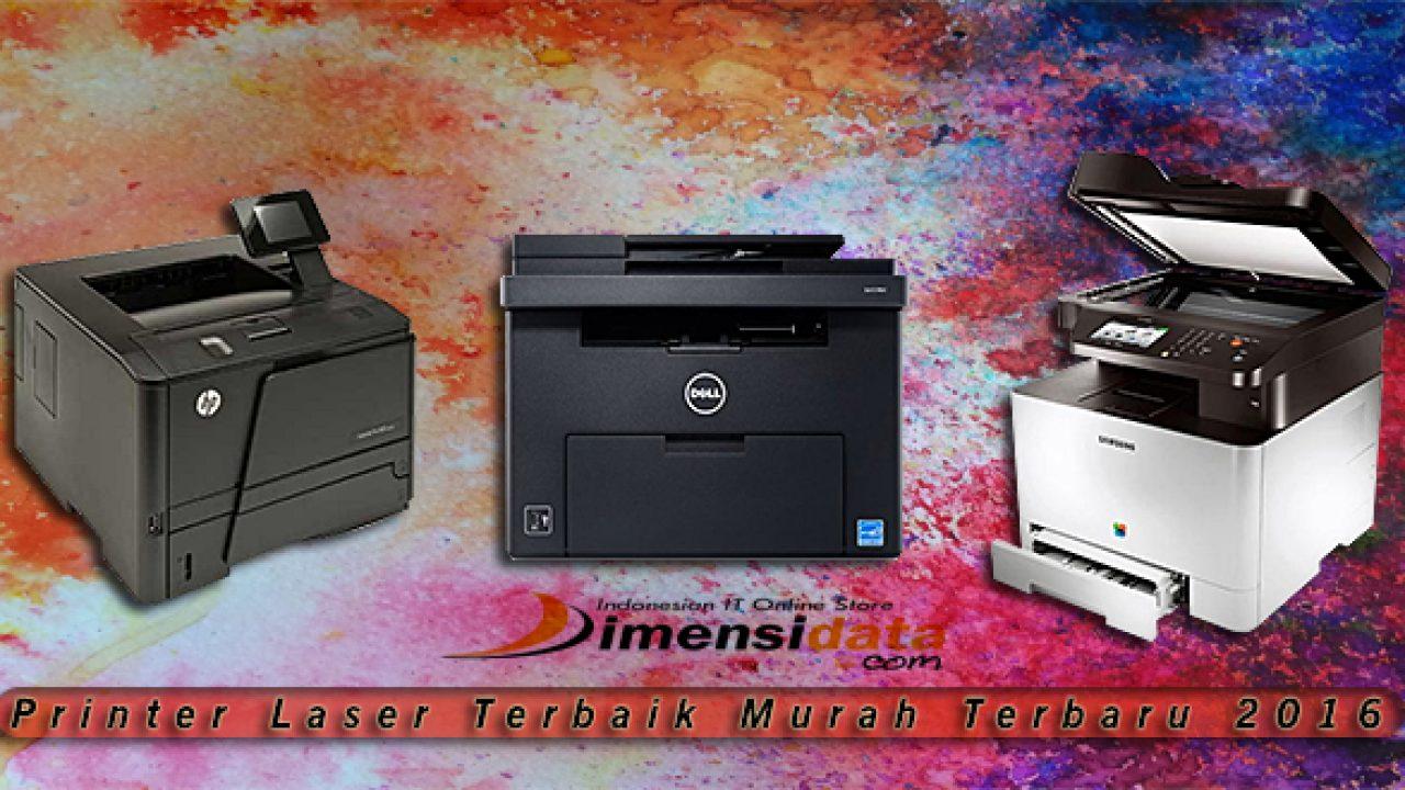 Daftar Lengkap Harga Printer Laser Terbaik Murah Update Terbaru 2019