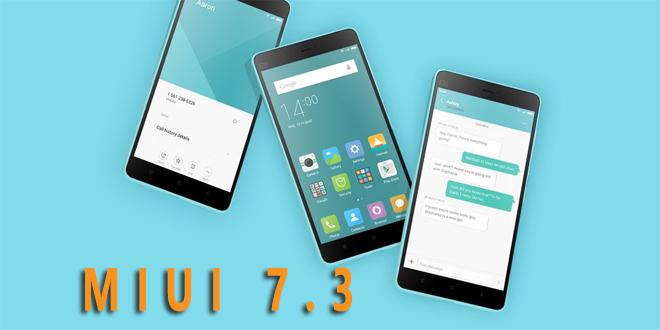 Daftar HP Xiaomi yang Kebagian Update MIUI 7.3