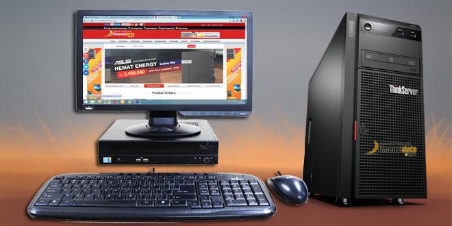 Jual Online Desktop PC Server Spsifikasi Merk Terbaik Terbaru 2016 Harga Paling Murah