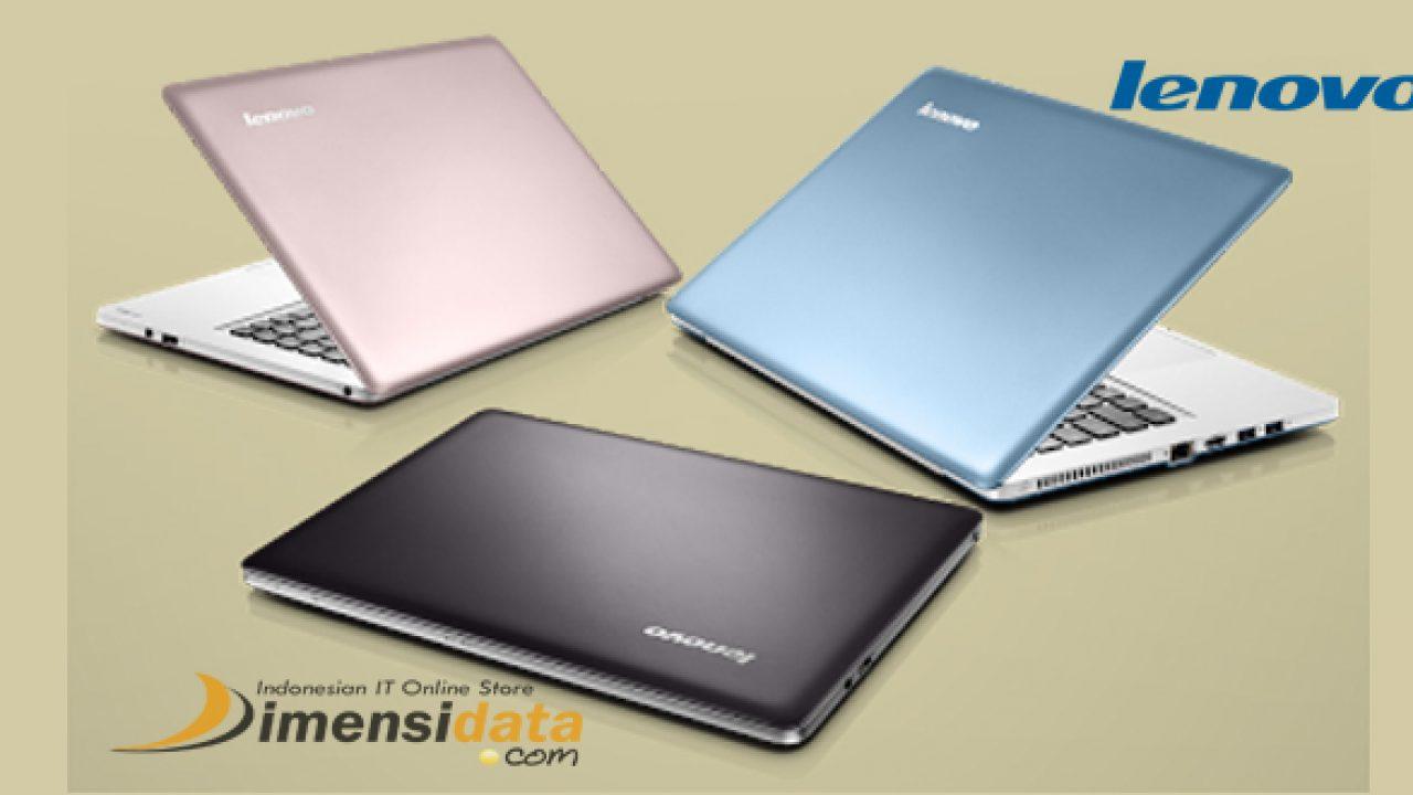 Daftar Harga Laptop Lenovo Terbaru 2019 Semua Tipe Lengkap