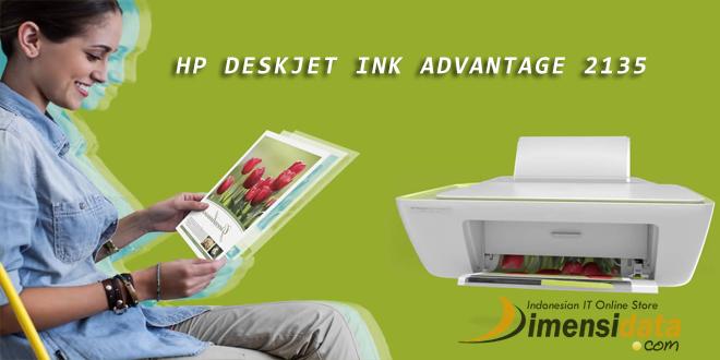 Harga Printer HP Deskjet Ink Advantage 2135 Terbaru 2016