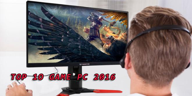 10 Daftar Game PC Paling Populer Terbaru 2016