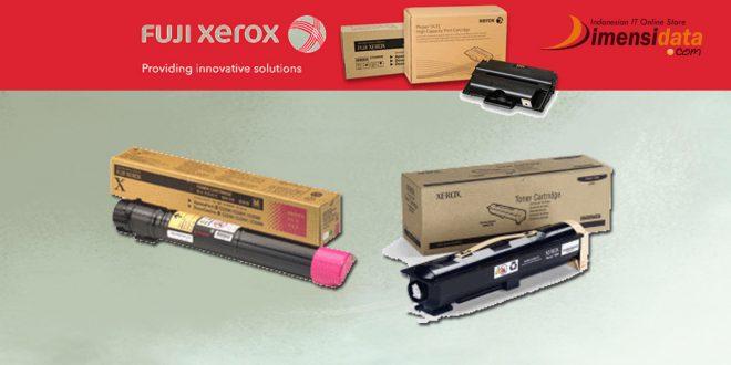 Daftar Harga Toner Cartridge Fuji Xerox Original Update ...