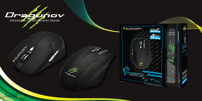 Dragon War dragunov Gaming Mouse Terbaik terbaru 2016