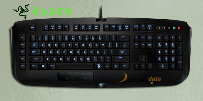 Razer Anansi top Gaming Keyboard 2016 murah