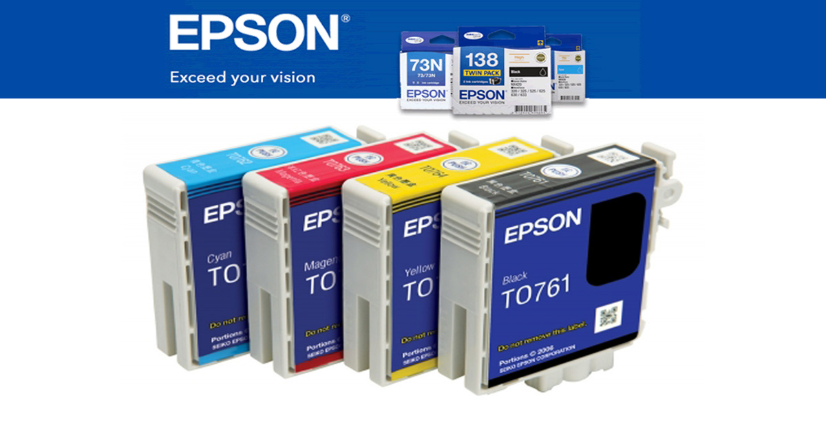 Daftar Harga Tinta Cartridge Printer Epson Original Update