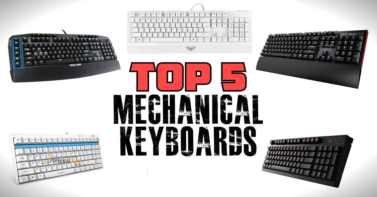 update top 5 keyboard gaming terbaik terbaru di tahun 2018