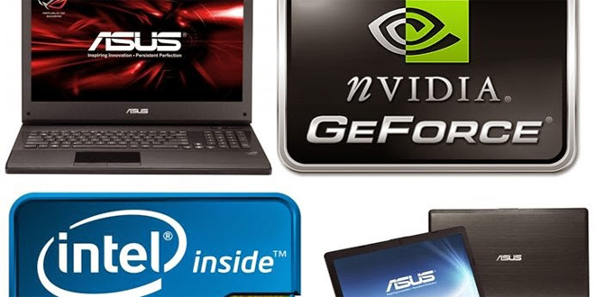 laptop asus gaming core i3 i5 i7 nvidia geoforce gtx 2gb murah 2016