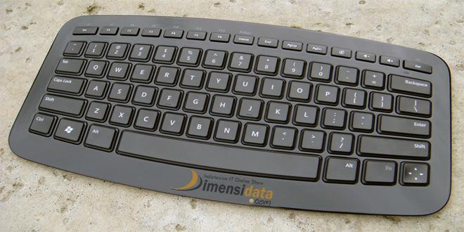 microsoft arc keyboard gaming terbaik harga murah
