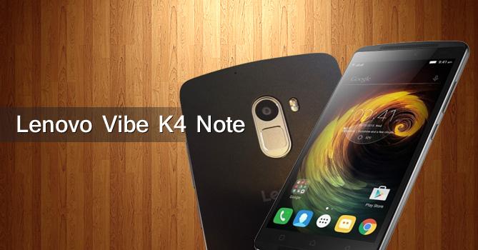 Spesifikasi Lenovo K4 Note Harga Terbaru 2016