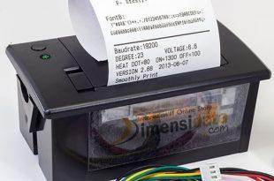 Pengertian Printer Thermal dan Fungsi Printer Thermal