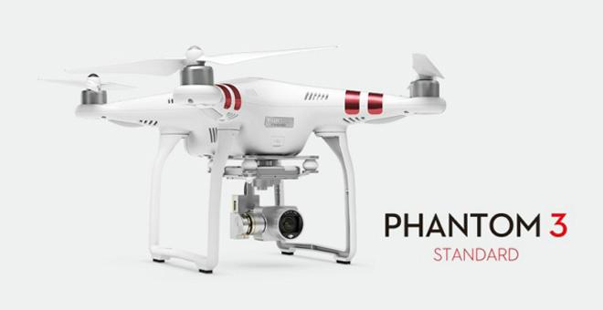 Drone Murah DJI Phantom 3 Standard
