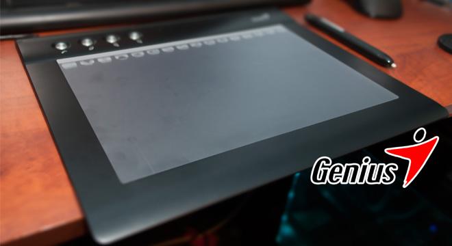 Genius Drawing Pad and pen tablet terbaik murah