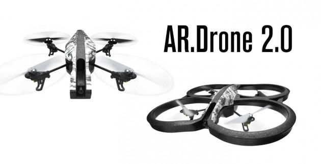 Parrot AR Drone 2.0 Elite Edition Murah Terbaik Bagus