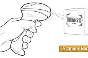 Rekomendasi Merk dan Tipe Scanner Barcode Terbaik Harga Murah