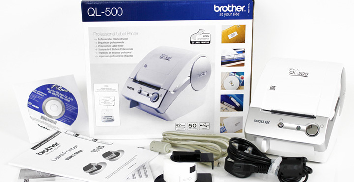 Daftar Harga Printer Label Terbaik Merk Brother Terbaru 2016