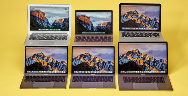 Harga MacBook, MacBook Air, MacBook Pro Terbaru