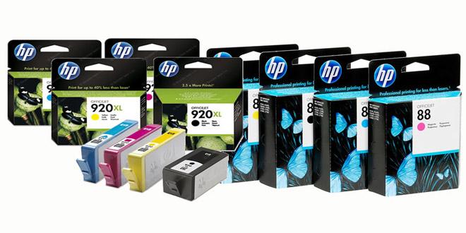 Harga Tinta Cartridge Printer HP Original Murah
