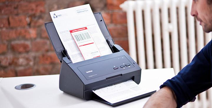 Harga dan Spesifikasi Scanner BROTHER ADS-2600W
