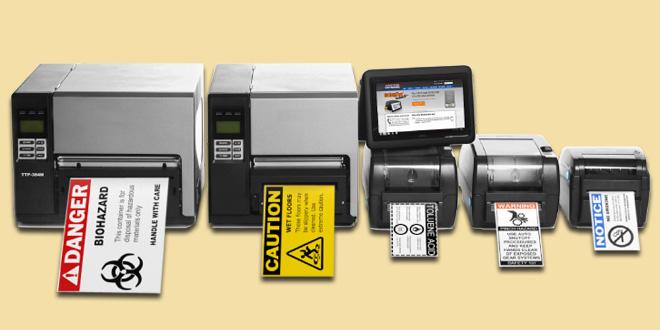 Macam Jenis Tipe Printer Label Barcode