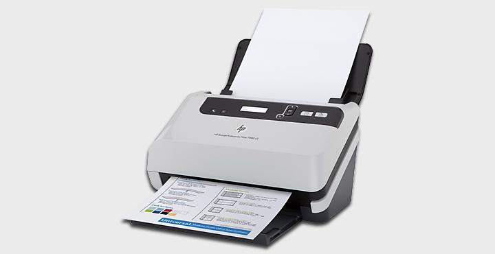 Spesifikasi Scanner HP Scanjet ENTERPRISE 7000 S2 L2730B
