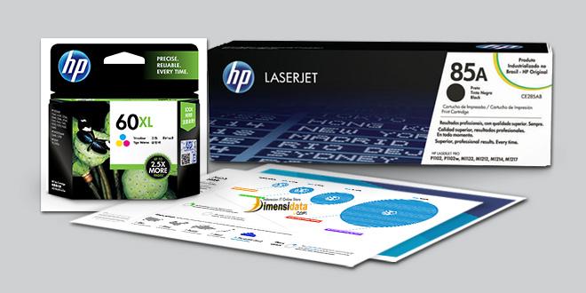 Update Daftar Harga Tinta Cartridge Printer HP Original