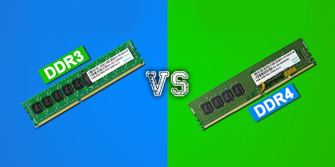 Perbedaan Kelebihan Memori Ram DDR3 dan RAM DDR4