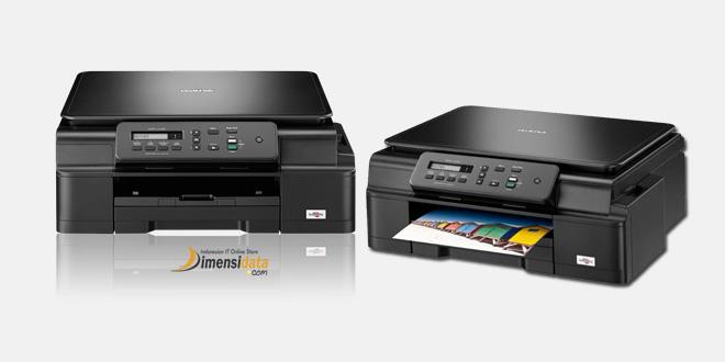 Printer All in One Terbaik BROTHER DCP-J100 Harga Murah