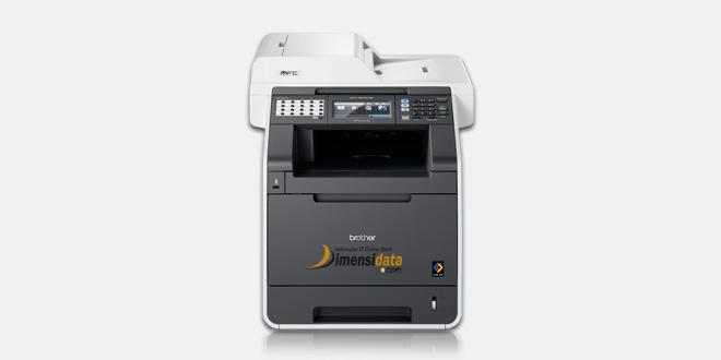 Rekomendasi Printer All in One Terbaik BROTHER MFC-9970CDW