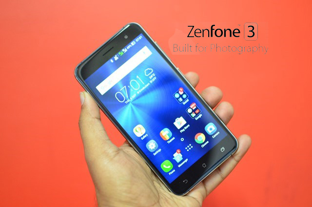 Review Kelebihan Spesifikasi Asus ZenFone 3 ZE520KL Photography