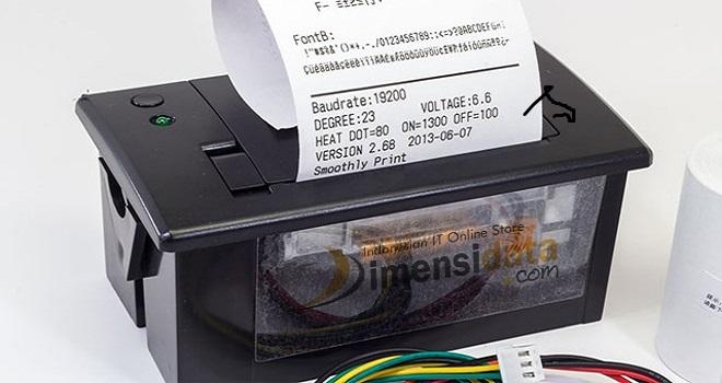 5 Printer Thermal Bluetooth Terbaik dan Terlaris Harga Murah