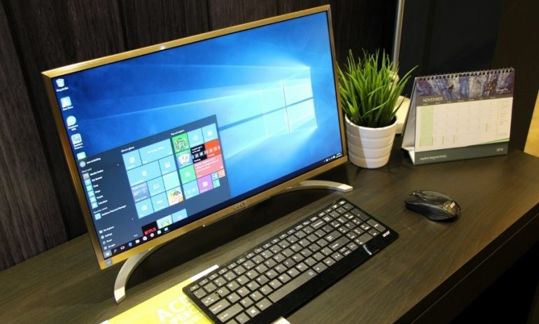 ACER All-in-One Aspire AC22