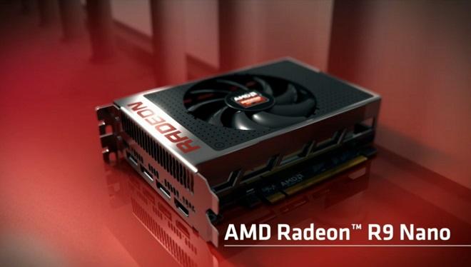 AMD R9 Fury Nano