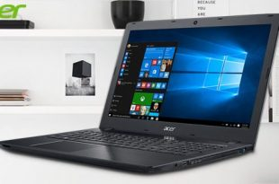 Acer Aspire E5-553G, Laptop Gaming Murah Dengan AMD 7th Gen APU