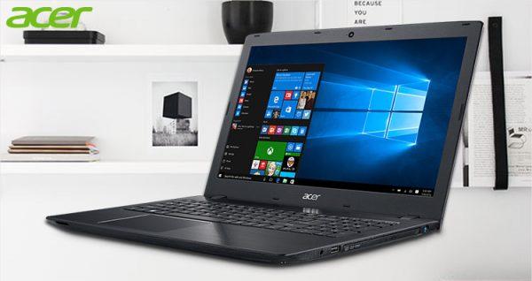 Acer Aspire E5-553G, Laptop Gaming Murah Dengan AMD 7th Gen APU
