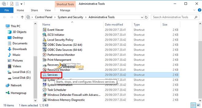 Cara Ampuh Mematikan Auto Update Windows 10 Secara Paksa 3