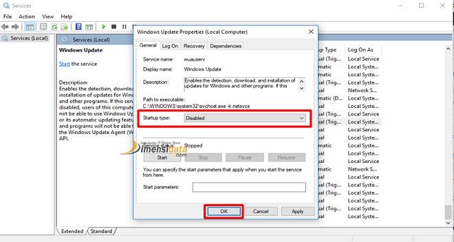 Cara Ampuh Mematikan Auto Update Windows 10 Secara Paksa 5