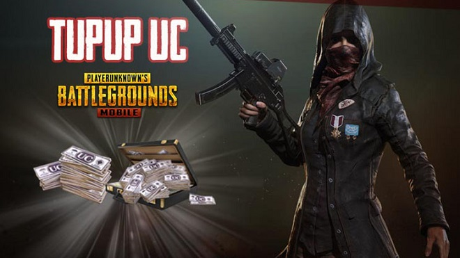 Cara Top Up UC PUBG Mobile Via Pulsa