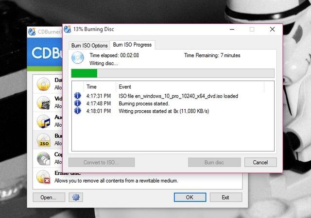 Cara Burning OS Windows File ISO ke DVD 5